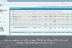UserGate 4. Демонстрация настройки фильтрации протокола HTTPS.
